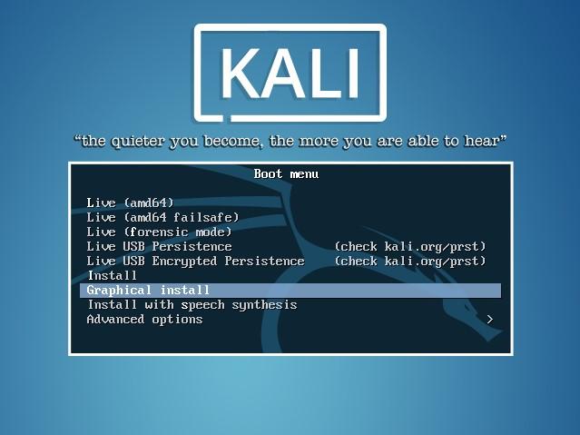 Installazione Linux