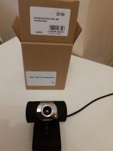 LINK WEBCAM LKWE03 Risol. 480P USB2.0